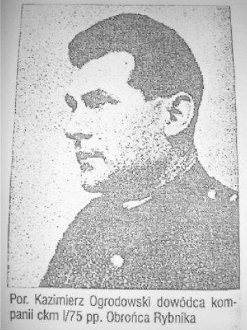 por. Kazimierz Ogrodowski
