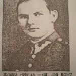 Okoliczności śmierci kpt. Jana Franciszka Kotucza