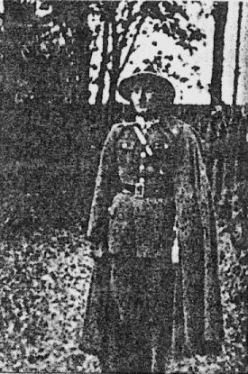 Podporucznik Ignacy Glenc dowodca III pl ckm