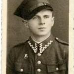 Żołnierz 75 pp z Rybnika