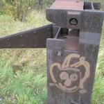 Zapory przeciwpancerne ( szlabany forteczne )