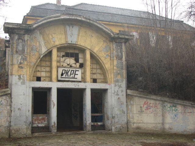 Wejście na dworzec