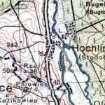 Zapora przeciwpancerna na trasie Rybnik-Rudy