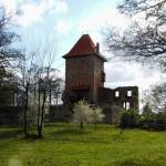 Zamek Chudów i Góra Św. Anny
