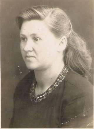 Bronisława Winnicka z d. Machulik