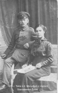 Tekla i Stanisław Żurek