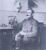 Maksymilian Basista podczas 1 wojny śwatowej
