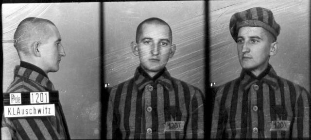 Franciszek Blachnicki w Oświęcimiu