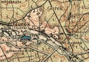 Granica w Górkach Śląskich