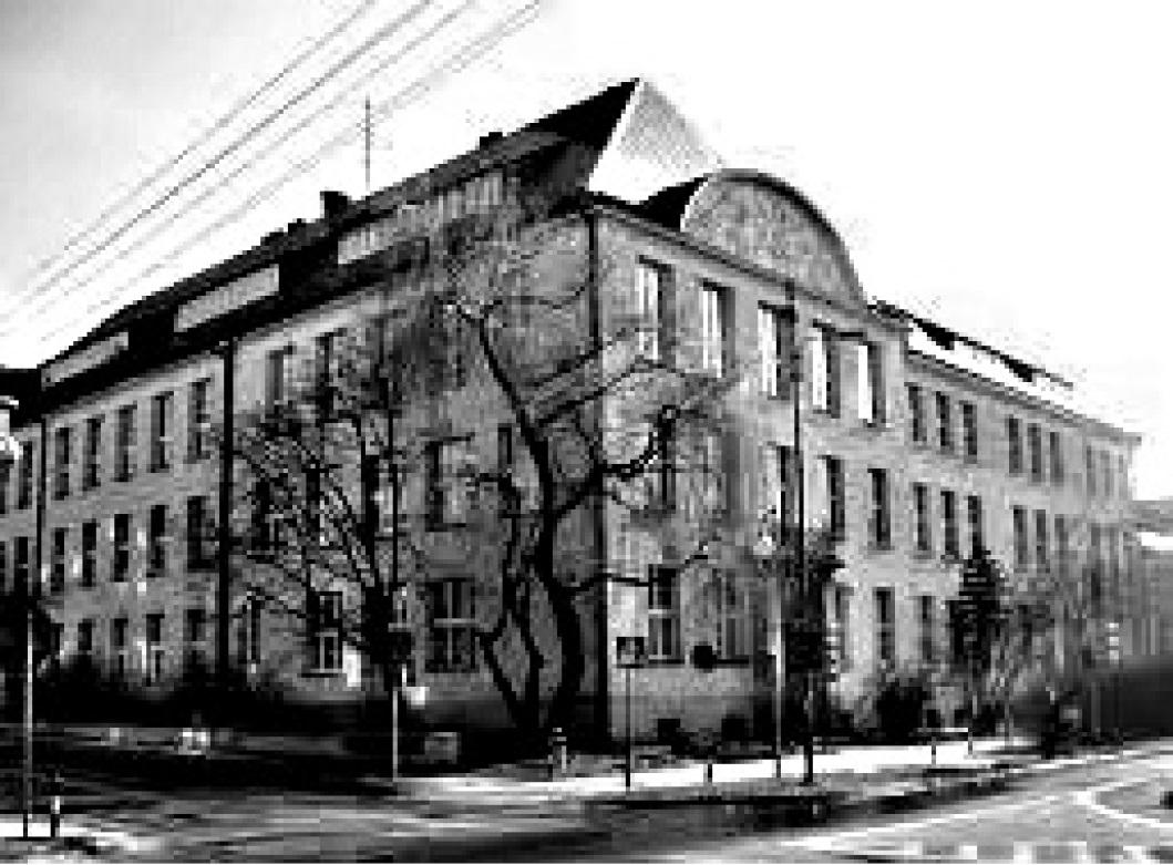 Liceum Powstańców Śl. w Rybniku