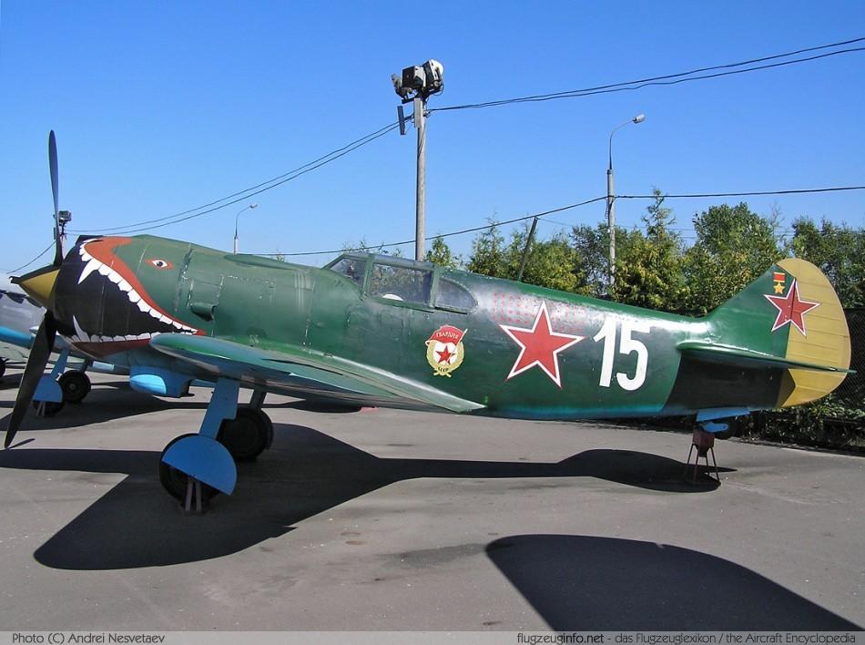 Sowiecki myśliwiec