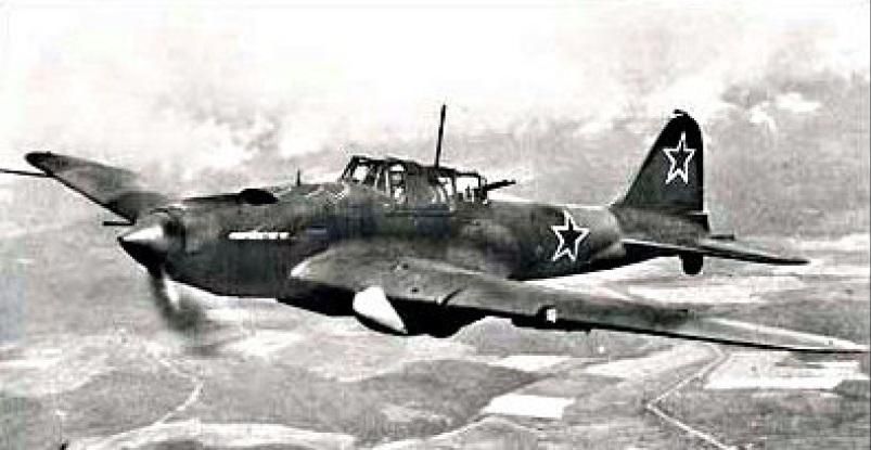 Sowiecki samolot bojowy