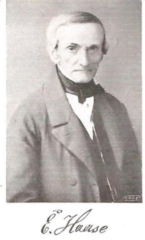 Efraim Haase (1786-1870)