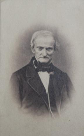 Efraim Haase pod koniec życia
