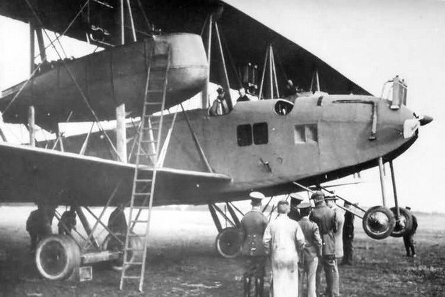 Zeppelin Staaken R. III