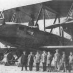 Pierwsza katastrofa  lotnicza na Górnym Śląsku