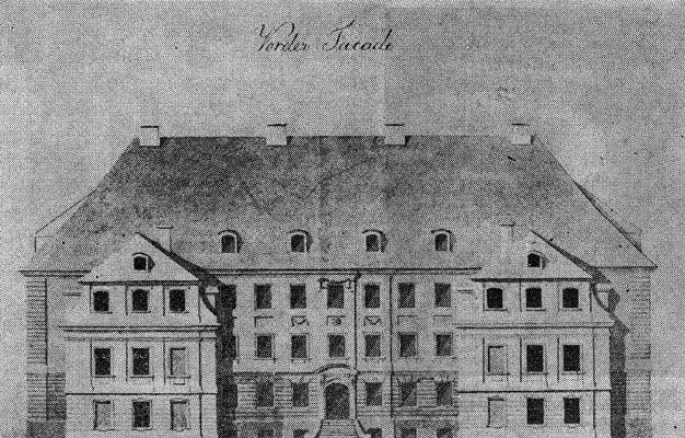 Fryderyk Ilgner ok. 1789 roku. Reprodukcja z opracowania G.Grundmanna: Deutsche Kunst im befreiten Schlessien.