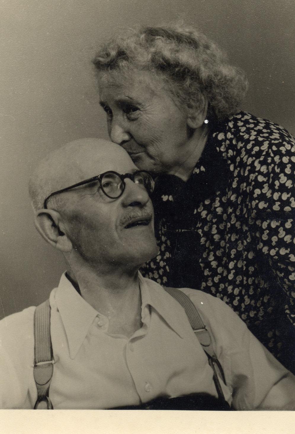 Golden wedding anno 1950 (2)