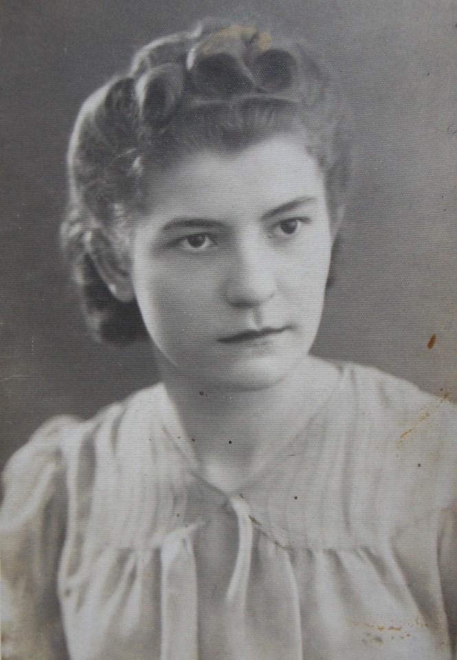 Babcia Alojza 2