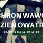Dzień otwarty na schronie Wawok - 2017