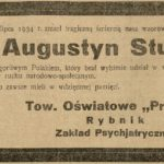 Sztandar Polski i Gazeta Rybnicka, 1934, R. 15, Nr. 81
